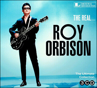 ROY ORBISON  *  45 Greatest Hits  *  NEW 3-CD Boxset * All Original Songs * NEW