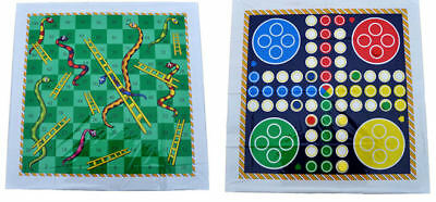 A To Z Giant Ludo Snakes & Ladders Fun Indoor Outdoor Game New In Retail Pack