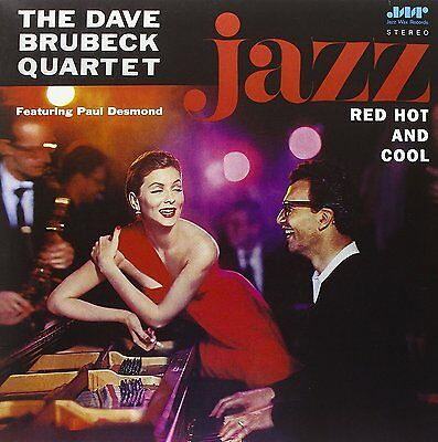 Brubeck Dave Jazz: Red, Hot And Cool Vinile Lp 180 Grammi Nuovo