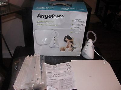 Angelcare Baby Movement Breathing Monitor AC300] Clean;Tested,Works+I Ship Fast