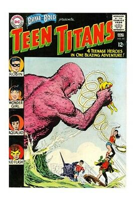 The Brave and the Bold #60 (Jun-Jul 1965, DC) Mid-Grade