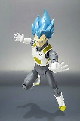 Bandai Dragon Ball Vegeta Super Saiyan God Figuarts Action Figure