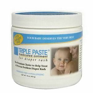 Triple Paste Medicated Ointment ''1 Count, 2 oz''