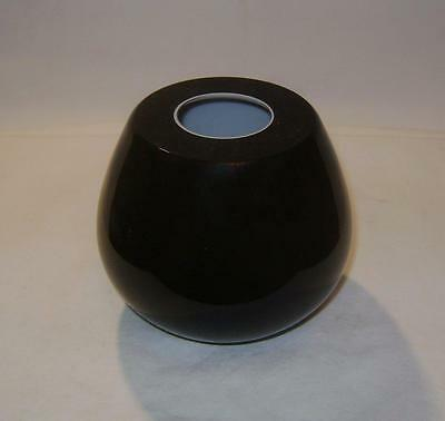 Zwiesel Cased Glass Vase / Bowl with original paper label
