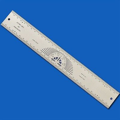 Incra New Metric 300mm Precision Specialist Centering Rule FT304070