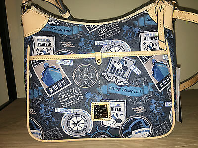 Dooney & Bourke crossbody purse Disney Cruise Line DCL Voyage
