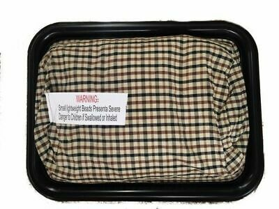 2 x Handy Lap Tray/ table 42.5 x 33cm Comfy Meals Crossword Handy Home Accessory