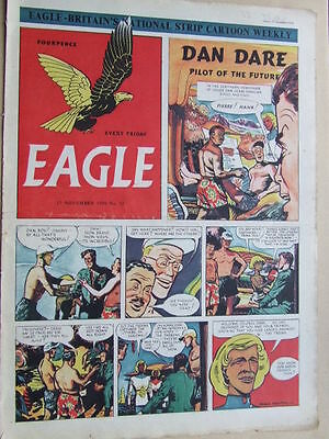 Eagle Vol 1 No 32 (1950). See listing for much cheaper combined shipping costs.