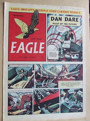 Eagle Vol 1 No 31 (1950). See listing for much cheaper combined shipping costs.