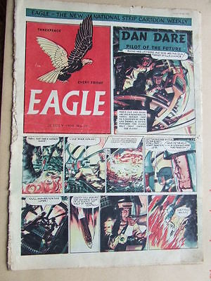 Eagle Vol 1 No 16 (1950). See listing for much cheaper combined shipping costs.
