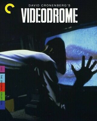 Videodrome (Criterion Collection) [New Blu-ray] Widescreen