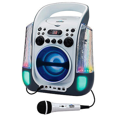 Karaoke Night Water Feature Karaoke Machine SR *No Box*