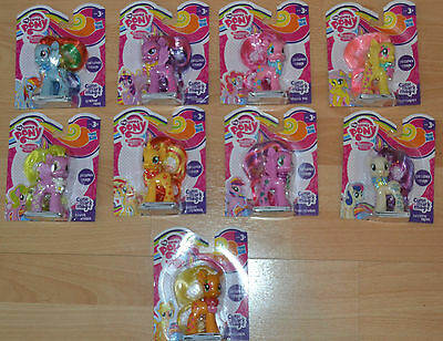 My Little Pony Friendship Is Magic Figure With Cutie Magic Mark And Charm - New