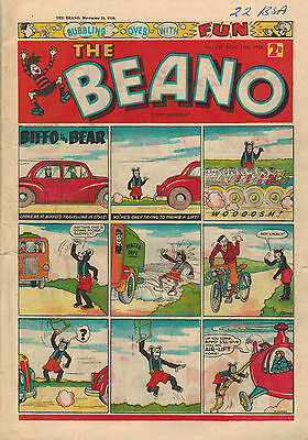 BEANO COMIC -  31 issues from 1956