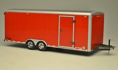 Galaxie Limited 1:24 21' Tag-Along Trailer Plastic Model Kit GXYT21
