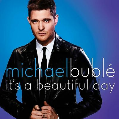 """Michael Buble' - It's A Beautiful Day - 7"""" Vinyl New Sealed 2013"""