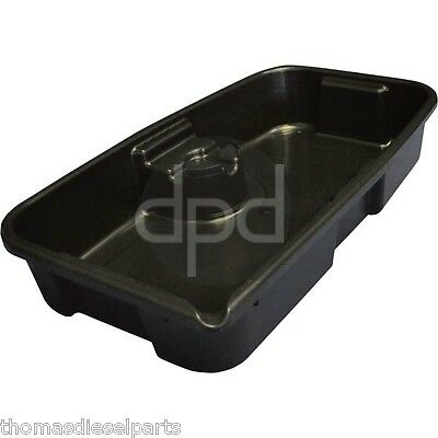 FloTool Oil Less Mess Drain Pan Drip Tray Drainage Container 10.4 Litre 05080MI