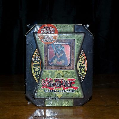 Yu Gi Oh Sealed 1996 Collectors Tin Obnoxious Celtic Guard Mint Sealed Condition