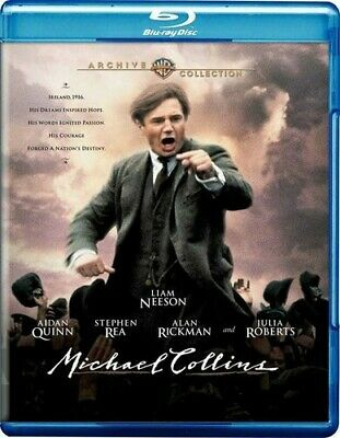 Michael Collins [New Blu-ray] Manufactured On Demand, Ac-3/Dolby Digital, Digi
