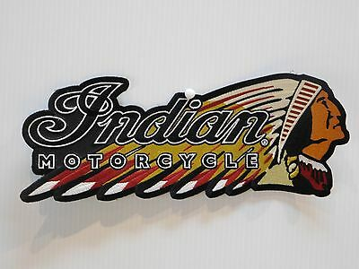 Indian Motorcycle Kings Mountain Headdress Limited Edition Collectors Patch