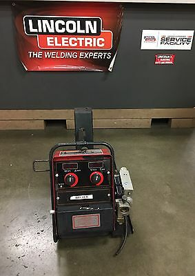 Lincoln Electric K1541-1 Power Feed 10 Bench Model
