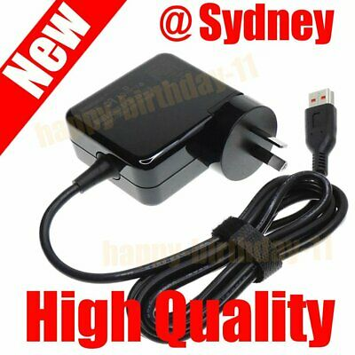 "20V 65W AC Adapter Laptop Charger for Lenovo Yoga 900-13ISK 13.3"" 80MK"