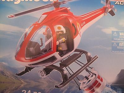 PLAYMOBIL 5617 The Forest Fire Helicopter