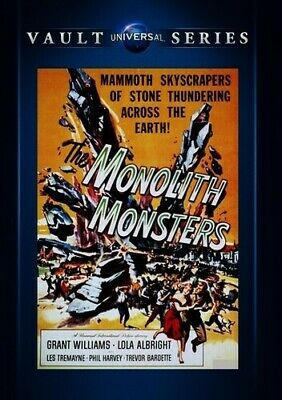 The Monolith Monsters [New DVD] Manufactured On Demand