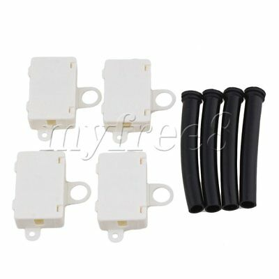 BQLZR Mini Cable Junction Box with T06-MM3S Terminal for Chandelier Pack of 4