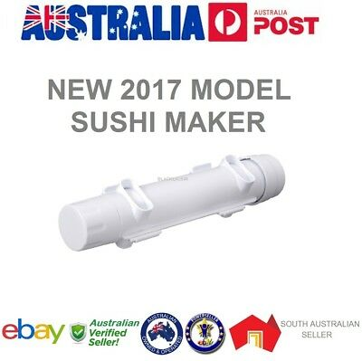 NEW Sushi Maker, Sushi Made Easy, Make Perfect Sushi Alternative Sushezi Maker.