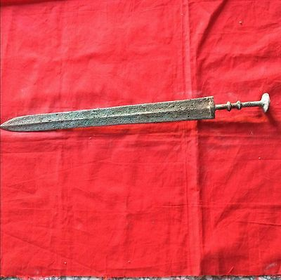 antique     Chinese ancient weapon, bronze