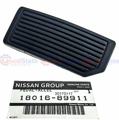 Genuine Nissan Patrol GU Y61 Throttle Accelerator Pedal Pad Rubber Cover