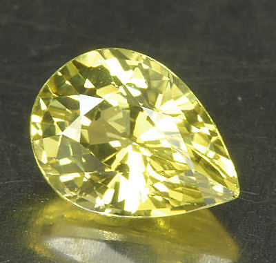 CHRYSOBERYLL        tolle Farbe      1,32 ct