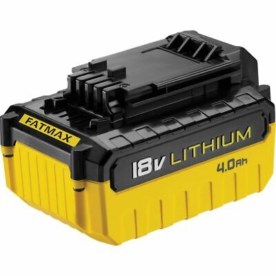 Stanley Fat Max, Battery Pack 4.0 AH Lithium