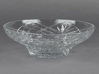 "RCR Italian 12"" Crystal Melodia Centrepiece Bowl Fruit Bowl 25599020006"
