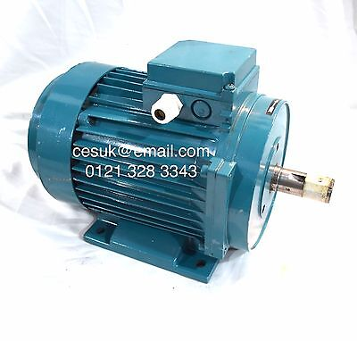 Quality 1.5kW Electric Motor 3-Phase AC 6-Pole B3 Foot ASEA 100L Frame 940RPM