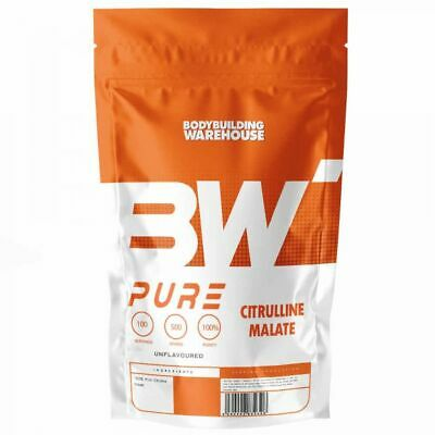 Pure Citrulline Malate Pre Workout Powder 100g | 250g | 500g Strong Muscle Pump
