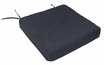 DELUXE PRESSURE RELIEF ORTHOPAEDIC CUSHION - for wheelchair, dining chair, car
