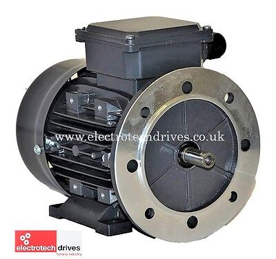 Three Phase Electric Motors 0.37kw to 11kw Foot and Flange variations available