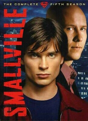 Smallville: The Complete Fifth Season DVD