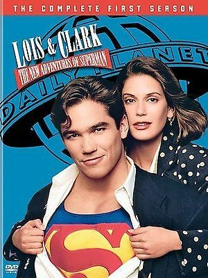 Lois & Clark - The New Adventures of Sup DVD