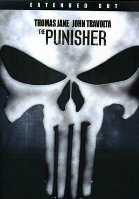 The Punisher (Extended Cut) DVD