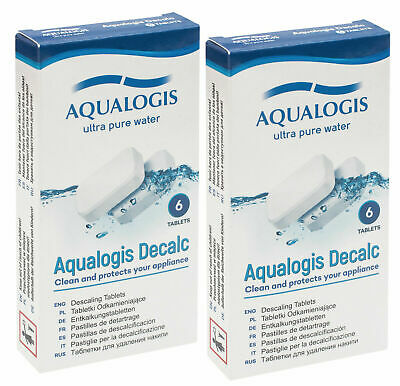 12 Descaling Tablets For Nespresso Essenza, Pixie, CitiZ, coffee Machine