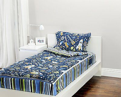 Zipit Bedding Set, Outer Space - Full