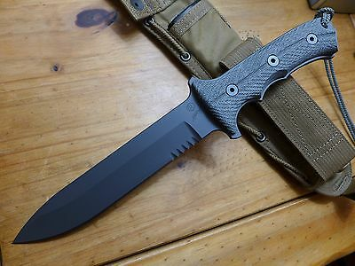 Chris Reeve Knives Green Beret 7 Inch - S35VN - Authorized Dealer