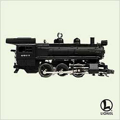 2005 Hallmark LIONEL Train #10  Ornament PENNSYLVANIA B6 LOCOMOTIVE *Priority