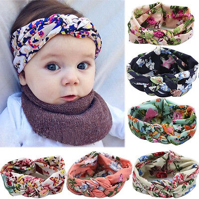 Kids Baby Girl Toddler Flower Headband Hair Band Accessories Headwear For Infant