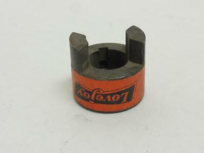 "139880 Old-Stock, Lovejoy 68514451719 Jaw Coupling Hub 3/4"" Bore, 1.36"" OD"