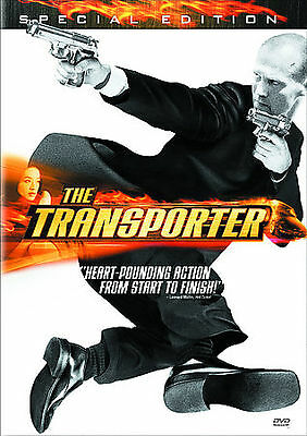 The Transporter (Special Delivery Editio DVD