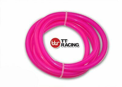 "12mm (1/2"") Silicone Vacuum Tube Hose Tubing Pipe Price for 3FT Pink"